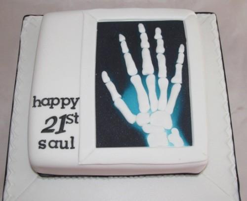 HandXrayScancake500x407 The Cakeway